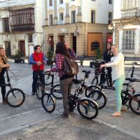 Tour en bicicleta por Jerez