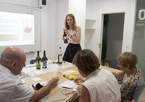 Cata de vinos de Jerez