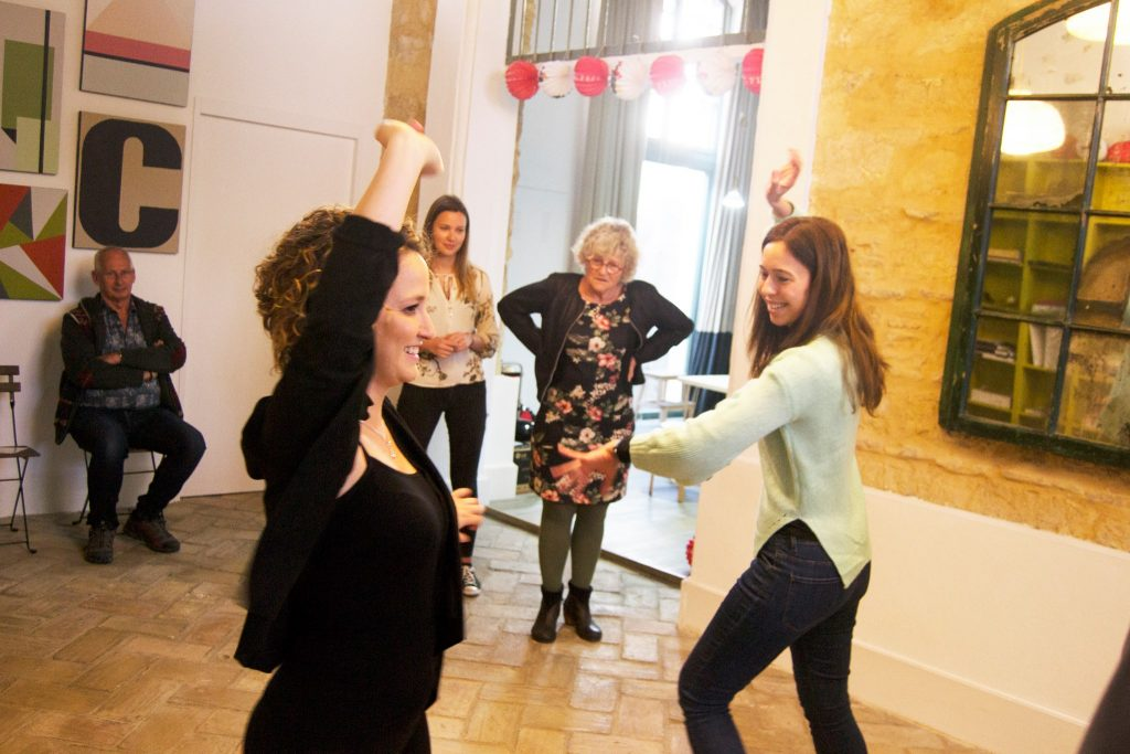 Spanish course + flamenco lessons
