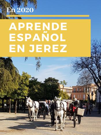 en 2020 aprende español en jerez