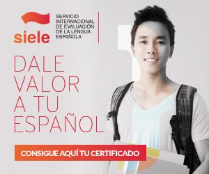 Examen oficial de español SIELE